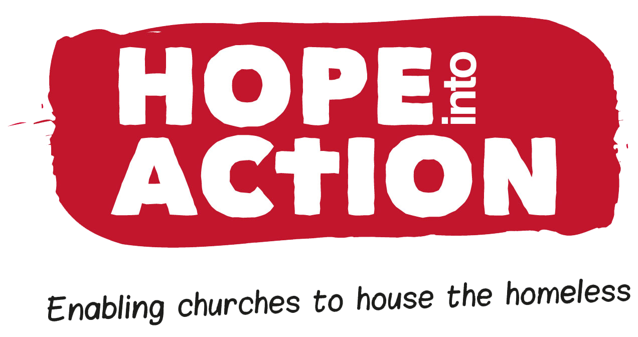 Hope Into Action logo
