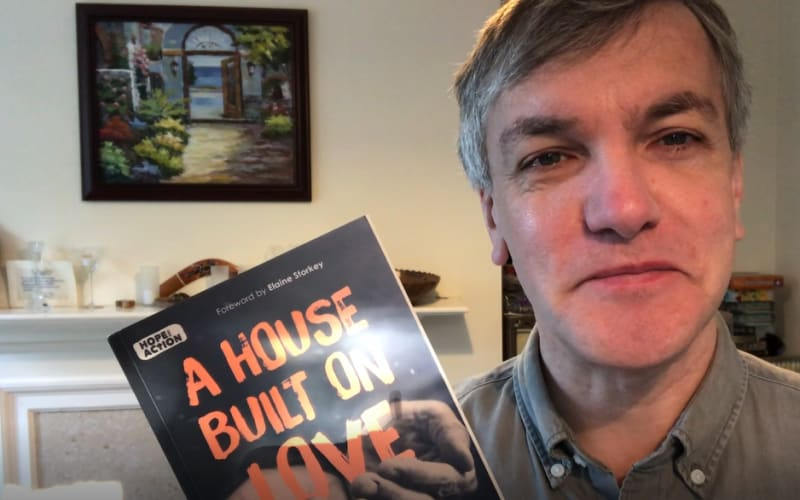 A House Built On Love, Official book launch