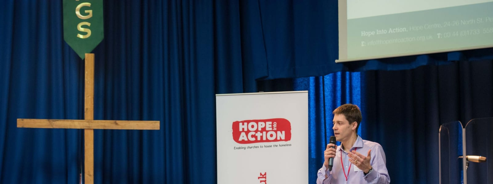 About Hope into Action
